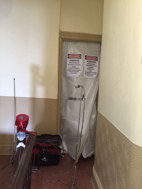 Asbestos Removal Amp Abatement Company Service New York
